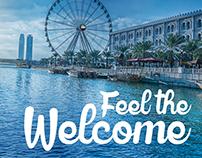Sharjah Tourism 2017 Campaign proposal