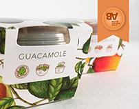 Packaging Native // Frutas Montosa