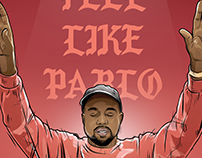 Kanye West - I feel like Pablo