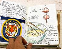 Travel Book - Vietnam 2012
