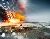 EA Battlefield Brand Imagery