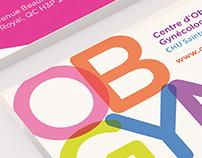 Image de marque—Centre OBGYN (CHU Ste-Justine)