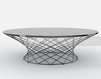 3d model of Walter Knoll Oota 101/29 coffee table