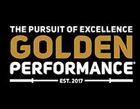 Golden Performance - Branding (2018)
