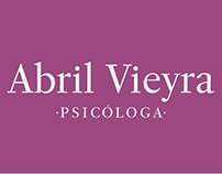 Logotipo Abril Vieyra