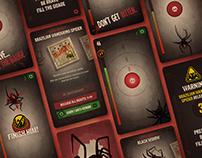 Arachnophobia - Survival of the Quickest
