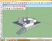 SketchUp 3D: Explorations