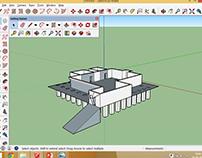 SketchUp 3D: Explorations