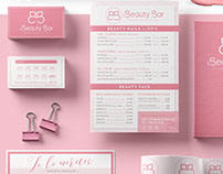 Tu Beauty Bar · Branding & Social Media Communication