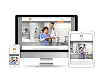 Ortech Responsive WordPress Website