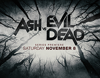 Ash vs Evil Dead Color Schemes