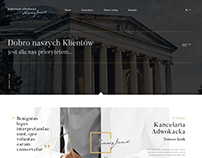Lawyer Janik Website