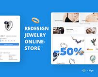 Jewelry Online-Store