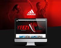 Adidas   Re-Design