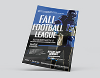 Fort Washington Fall Football League
