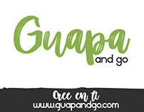 Guapa and go - Tarjeta de visita