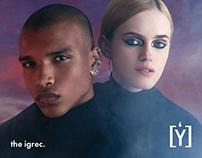 The igrec – jawellery brand website
