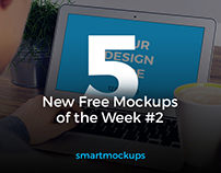 New Mockups of the Week #2
