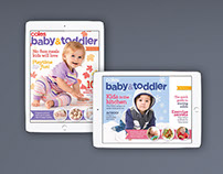 Coles Baby & Toddler Magazine App