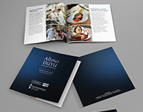 Le Cordon Blue | Sirha Fuar Broşür / Menü / Flyer