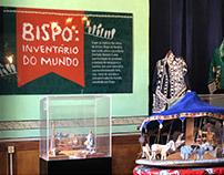 Itinerant Exhibition – Bispo: Inventário do Mundo