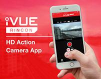 iVue Rincon - App UI
