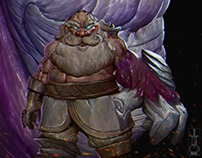 Corrupt Dwarf and a nice guy back