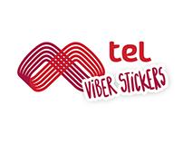 Mtel Viber Stickers