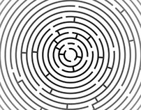 Animated Circular Maze (PatterNodes)