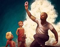 Hail The Donut
