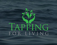 Tapping for Living Logo