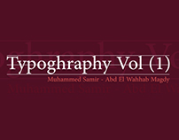 Typoghraphy Vol1.