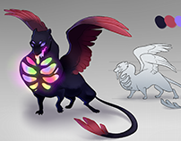 Character Design: Pest