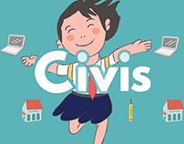 Civis.vote • Design of a public participation portal