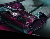 Race Tube Car