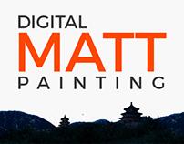 Digital Matte Painting _ Baahubali