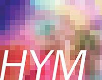 HYM brand identity