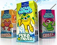 Packaging Agua Mons