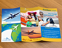 GOLDEN TICKET BROCHURE