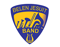 Logo for the Belen Jesuit Preparatory School Music Band
