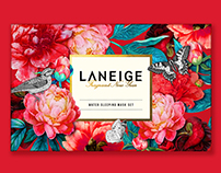"LANEIGE ""Chinese new year"""