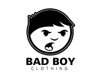 Bad Boy Clothing (Branding)