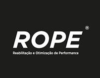 Rope ® – Reabilitação e Optimização de Performance