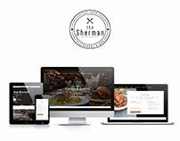 the Sherman Branding, Advertising & Web Development