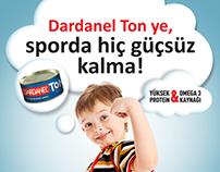 Dardanel Sınıfından Sağlıklı Öğütler campaign