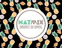 Criação de Marca para Mix de Frutas Secas