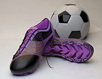 Striker Football Boot