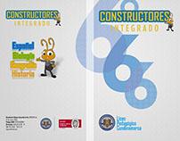Diagramación: Serie: 'Constructores Integrado'
