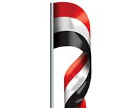 علم اليمن yemen flag