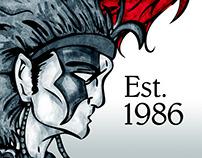 Pioneros Logo Brand & 25th Anniversary Edition